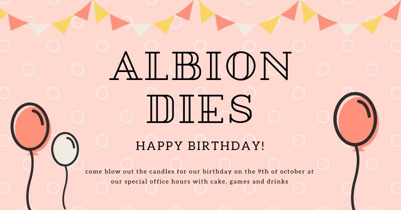Albion Dies hokdag